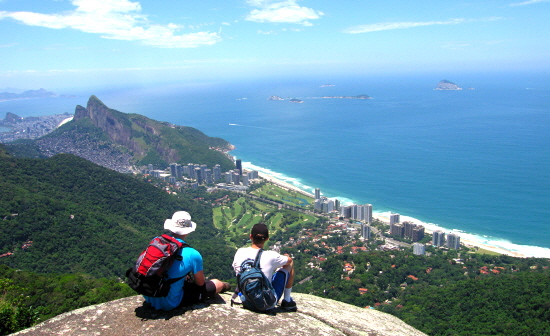 Hiking in Tijuca National Park - Outdoor Activity -